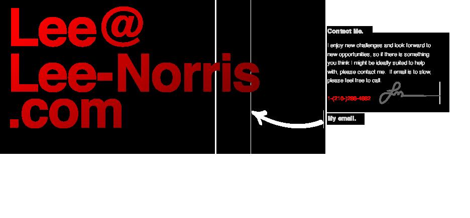 Lee@Lee-Norris.com